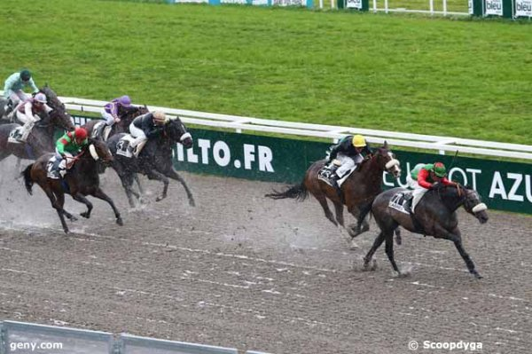 samedi 21février 2015 a cagnes-sur-mer plat 1600 mètres 16 chevaux résultat 11 13 10 3 4