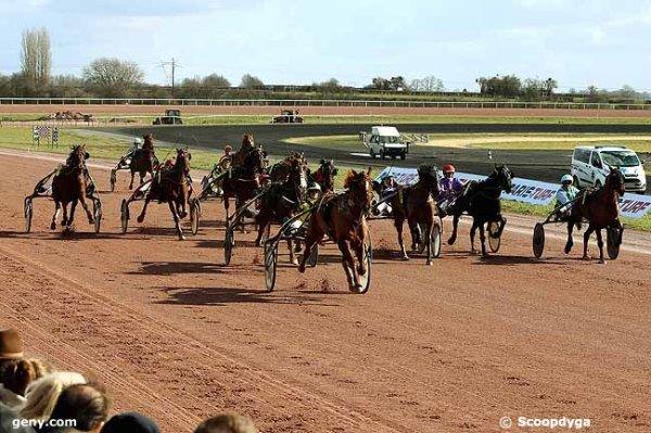 mercredi 4 mars 2015 g.n.t. à la capelle trot attelé 14 chevaux 2750 mètres  le 10 non partant