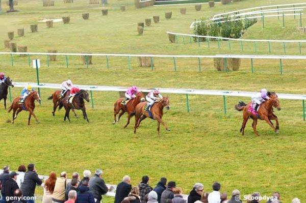 lundi 9 mars 2015 - compiègnes plat 16 chevaux  rpésultat 10 7 13 12 16
