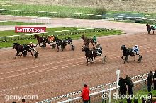 vendredi 13 mars 2015 caen trot attelé 18 chevaux attention un non-partant le 8 arrivée 11 5 2 6 12