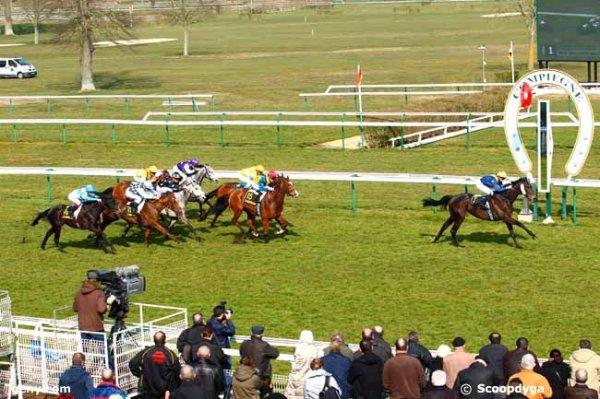 mardi 17 mars 2015 - plat de chantilly avec 14 chevaux l résultat 7 1 11 3 9