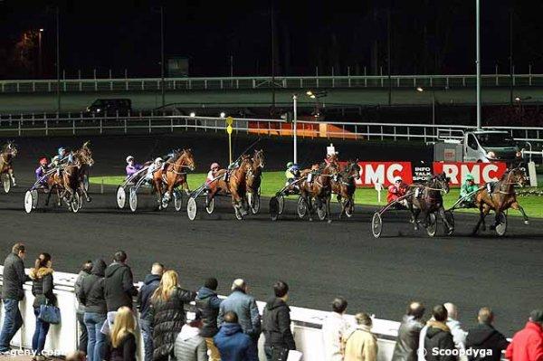 vendredi  27  mars  2 0  1  5    trot attelé vincennes 18 chevaux à 20h25 résultat 6 16 3 18 10