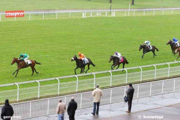 jeudi 2 avril 2015 - maisons-laffitte plat  13 chevaux au départ  résultat   2 13 3 10 14