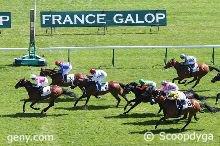 jeudi 23 avril plat longchamp 15 chevaux  résultat    8 14 2 15 1