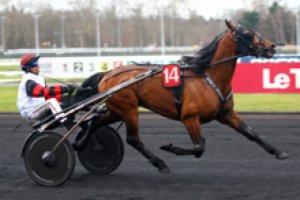 vendredi soir nocturne vincennes trot attelé 18 chevaux départ a 20h25 r4ésultat 8 2 16 10 6