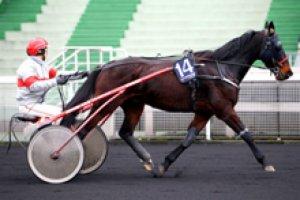 mardi 28 avril 2015  saint galmier 15 chevaux trot attelé  résultat5 15 13 14 9