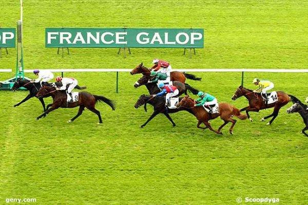 mercredi 29 avril 2015 longchamp plat 16 chevaux 1600 mètres résultat du quinté 2 9 5 10 4