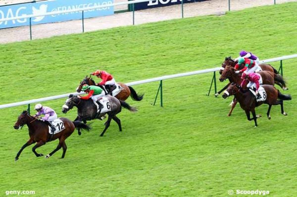 mercredi 6 mai 2015 - longchamp plat grand handicap de la seine  avwec 13 chevaux