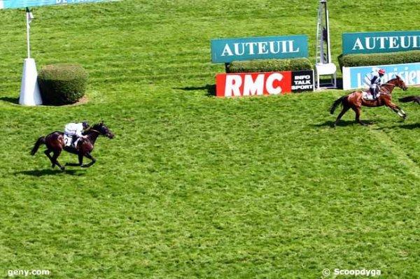 dimanche 17 mai grand prix de steeple chase de paris a auteuil départ a 16h 05  arrivée 1 2 11 14 15