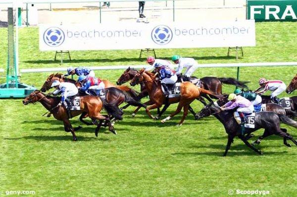 samedi 30 mai 2015 - longchamp plat 1600 mètres 16 chevaux mon choix 1 6 7 12 10.....résultat  16 5 7 14 4
