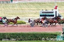 samedi 13 juin 2015 quinté d'enghien  18 chevaux trot attelé - 2875 mètres prix des invalides arrivée 17 15 9 16 13