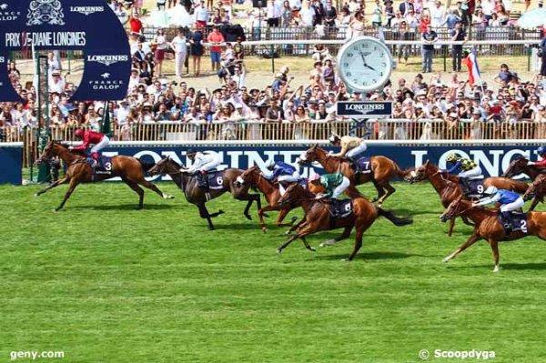 dimanche 14 juin 2015 - chantilly 17 chevaux résultat 3 6 16 8 7