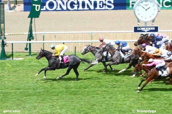 mercredi 24 juin 2015 - chantilly plat 18 chevaux prix de compiègnes 1600 mètres  résultat   9  10  12  3  8