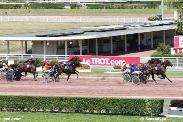 samedi 27 juin 2015 - trot attelé quinté d'enghien 16 chevaux départ à 15h 08 arrivée 9 2 7 14 15