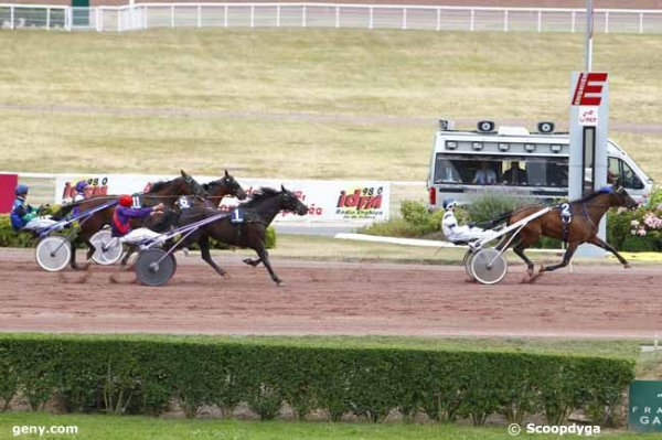 enghien mercredi 8 juillet 2015 trot attelé 16 chevaux résultat 2 1 6 11 12