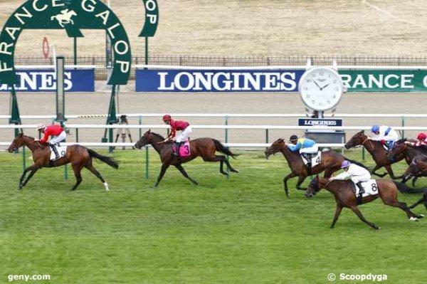 jeudi 9 juillet 2015 - chantilly 15 chevaux plat 2000 mètres mon choix 8 10 6 5 15 14 2 7  résultat 9 3 4 8 2