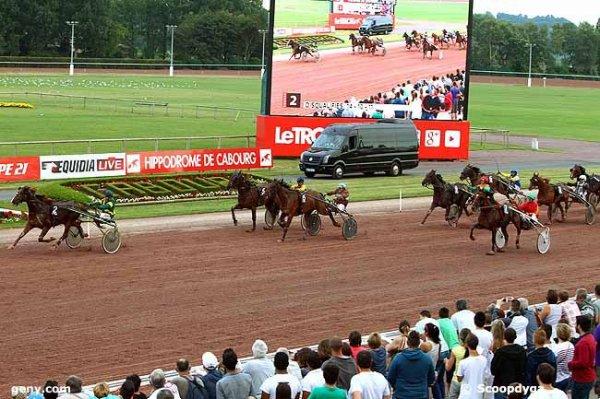 cabourg trot attelé 2850 mètres 16 chevaux nocturne a 20h30 mon choix 2 7 9 13 16 1 4 8 3
