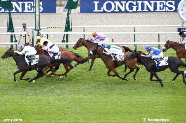 dimanche 12 juillet 2015 - chantilly plat 17 chevaux 2200 mètres meilleures cotes 1 7 2 3 6 13 16..