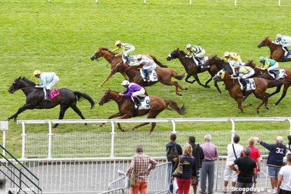 lundi 13 juillet 2015 - maisons-laffitte plat 1200 mètres avec 16 chevaux cotes du matin 8 11 14 3 5 ..