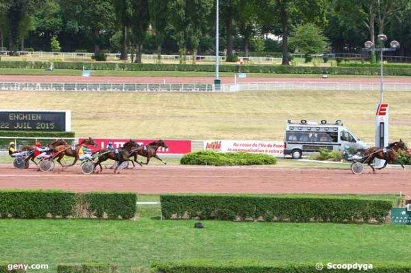 mercredi 22 juillet 2015 enghien trot attelé 16 chevaux meilleures cotes 15 14 13 4 11 5...arrivée 15 5 4 14 16