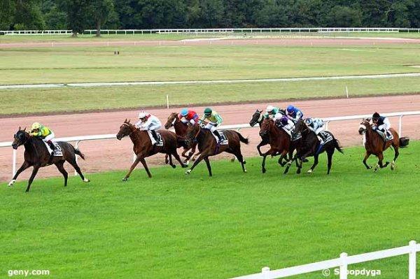 lundi 17 août 2015 chateaubriant plat 16 chevaux 1950 mètres arrivée 10 2 1 15 5