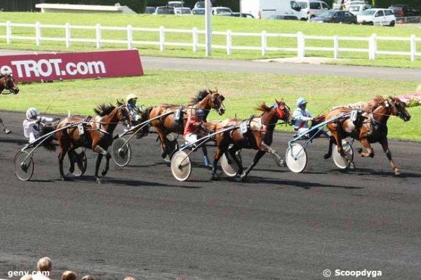 samedi 29 août 2015 vincennes trot attelé 17 chevaux arrivée 14 7 15 12 5