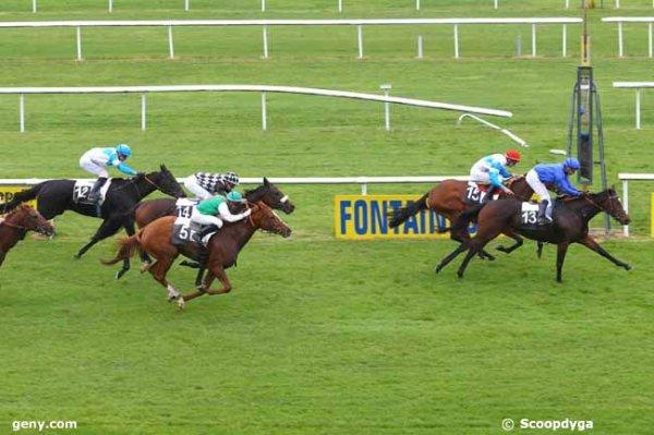 jeudi 15 octobre 2015 fontainebleau plat 3 ans 16 chevaux résultat 13 15 5 14 12