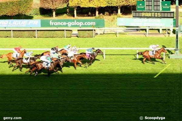 dimanche 25 octobre 2015 plat a saint cloud avec 16 chevaux départ à 15h08 résultat 15 9 1 8 16