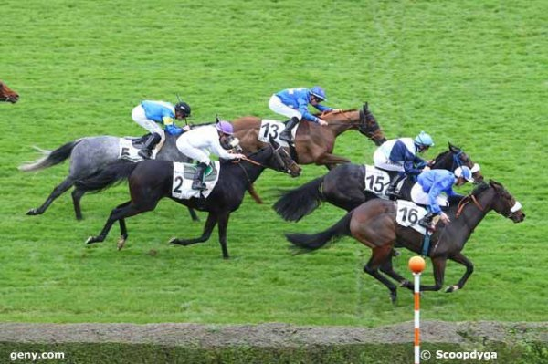 jeudi 29 octobre 2015 plat à saint-cloud 16 chevaux arrivée 16 15 13 2 5