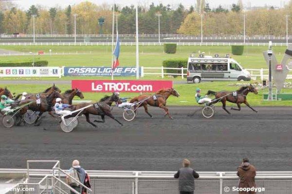 lundi 16 novembre 2015 - vincennes trot attelé 15 chevaux arrivée 14 5 11 6 12