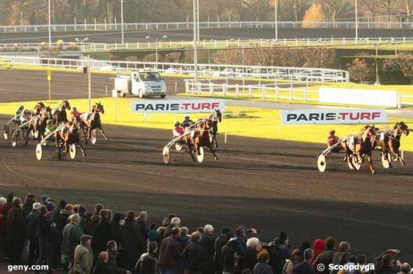 dimanche 6 décembre 2015 vincennes trot attelé prix du paris turf 17 chevaux résultat 9 2 17 8 11