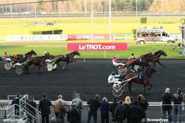samedi 26 décembre 2015 vincennes 18 chevaux le prix de luynes arrivée 18 1 4 17 10