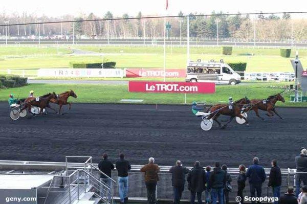 lundi 28 décembre vincennes trot attelé 17 chevaux départ à 13h50