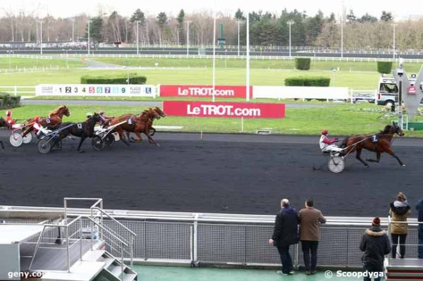 vendredi 15 janvier 2016 vincennes trot attelé16 chevaux départ à 13h 50 arrivée 7 14 6 9 5