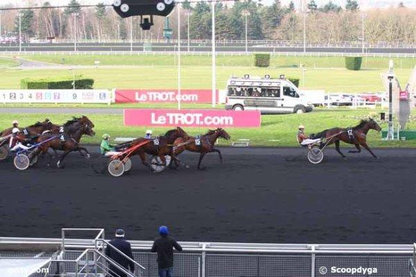 lundi 18 janvier 2016 vincennes trot attelé 17 chevaux non partant le 14 arrivée 17 15 18 4 2