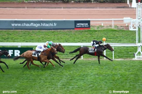 mercredi 20 janvier 2016 cagnes-sur-mer plat 18 chevaux arrivée 15 14 12 1 4