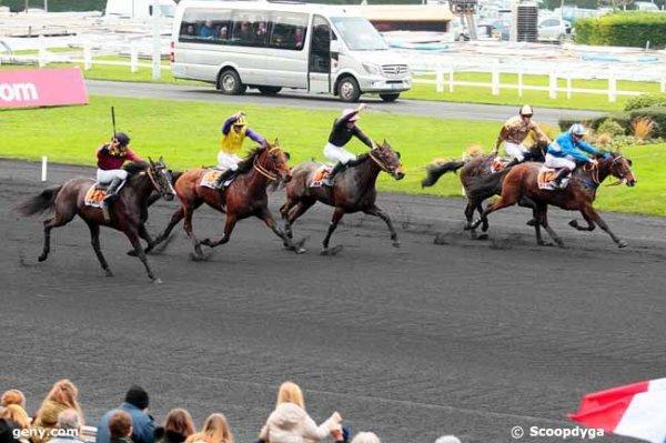 dimanche 24 janvier le prix du cornulier trot monté à vincennes 18 chevaux arrivée 12 14 1 11 3