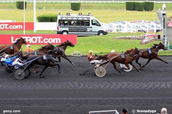 jeudi 27 janvier 2016 vincennes 18 chevaux 2700 mètres arrivée 9 15 14 6 1