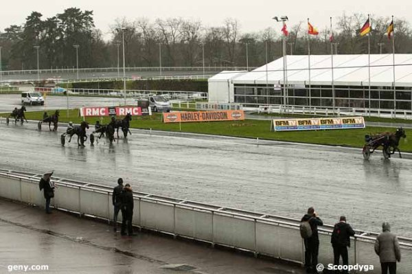 samedi 30 janvier 2016 vincennes trot attelé prix moni maker 15 chevaux 2700 mètres arrivée 3 6 8 12 2
