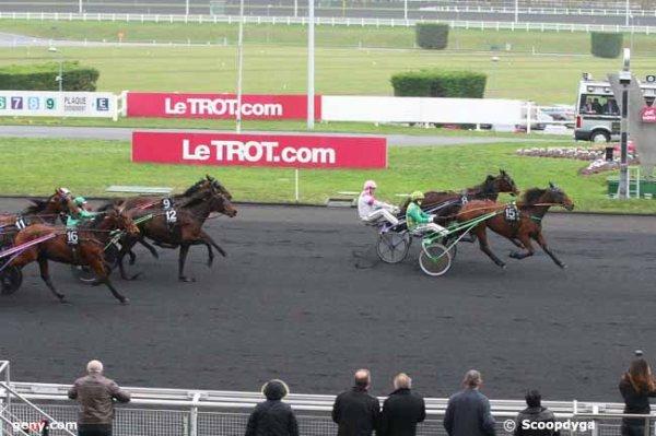 jeudi 4 février 2016 vincennes grande piste 18 chevaux  15 8 12 9 16