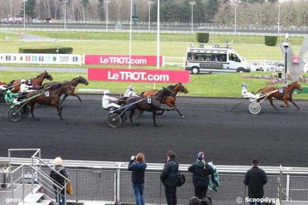 jeudi 3 mars 2016 vincennes trot attelé 2700 mètres 16 chevaux arrivée 14 12 11 3 7