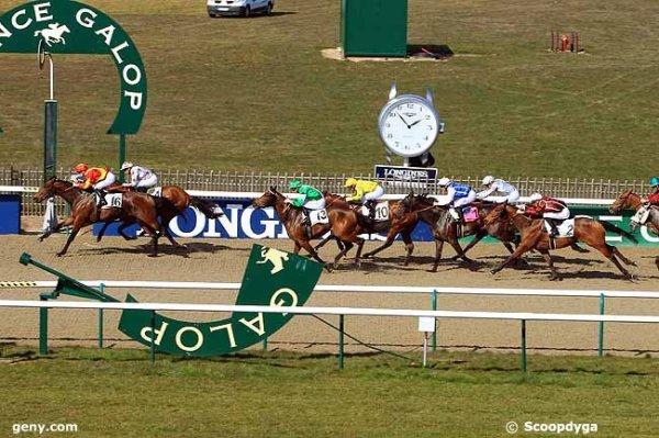 ce jeudi 17 mars un quinté de plat sur la distance de 1500 mètres a chantilly avec 17 chevaux arrivée 16 4 13 10 1