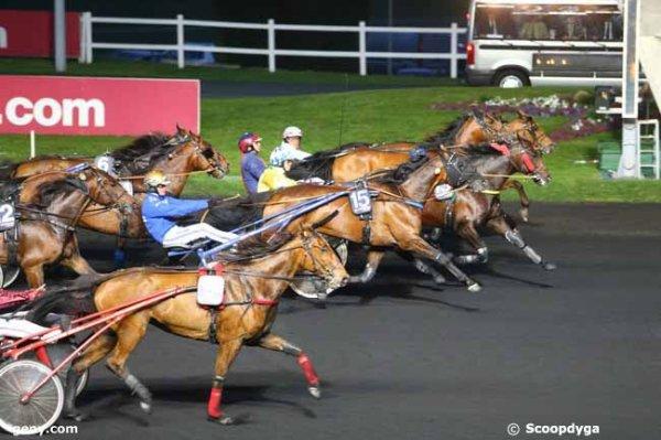 vendredi 1er avril 2016 vincennes nocturne départ à 20h30 trot attelé 15 chevaux