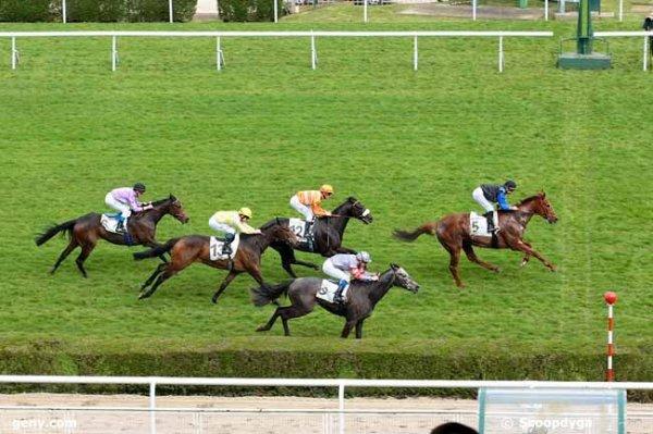 dimanche 3 avril 2016 un quinté de plat à swaint cloud 16 chevaux 2500 mètres  arrivée 5 8 12 13 6