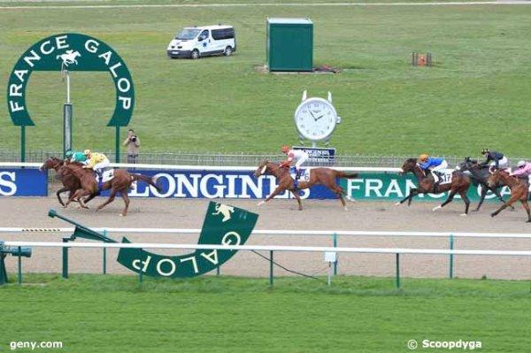 lundi 4 avril 2016  quinté de plat a chantilly 1600 mètres psf 17 chevaux arrivée 16 2 6 17 1
