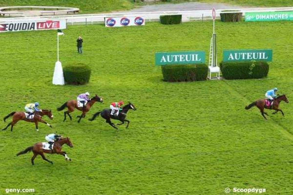 dimanche auteuil prix du président steeple chase 4700 mètres 15 chevaux arrivée 4 12 2 9 3