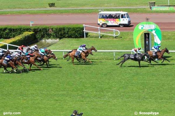 jeudi 5 mai 2016 - lyon-parilly quinté de plat 3150 mètres 13 chevaux arrivée 12 1 5 4 3