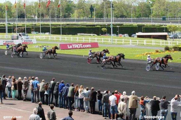 samedi 7 mai 2016 - vincennes trot attelé le critérium des 4 ans 18 chevaux arrivée 17 3 14 11 6
