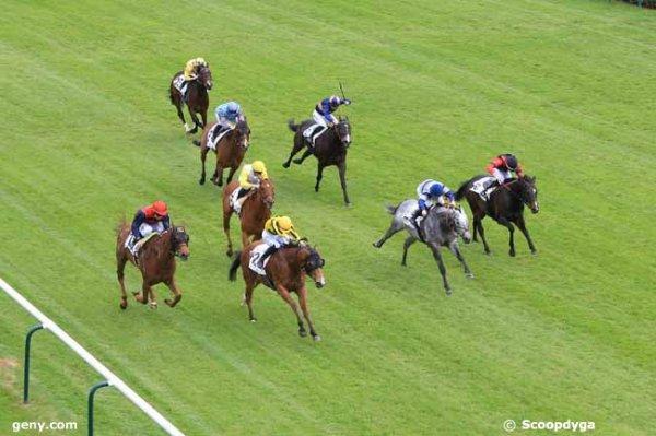 lundi 9 mai 2016 chantilly plat 16 chevaux arrivée ceci  12 4 13 1 3