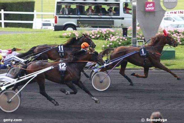 vendredi 20 mai 2016 nocturne à vincennes 2700 mètres trot attelé 14 chevaux départ à 19h47 mon choix 7 4 1 12 8...